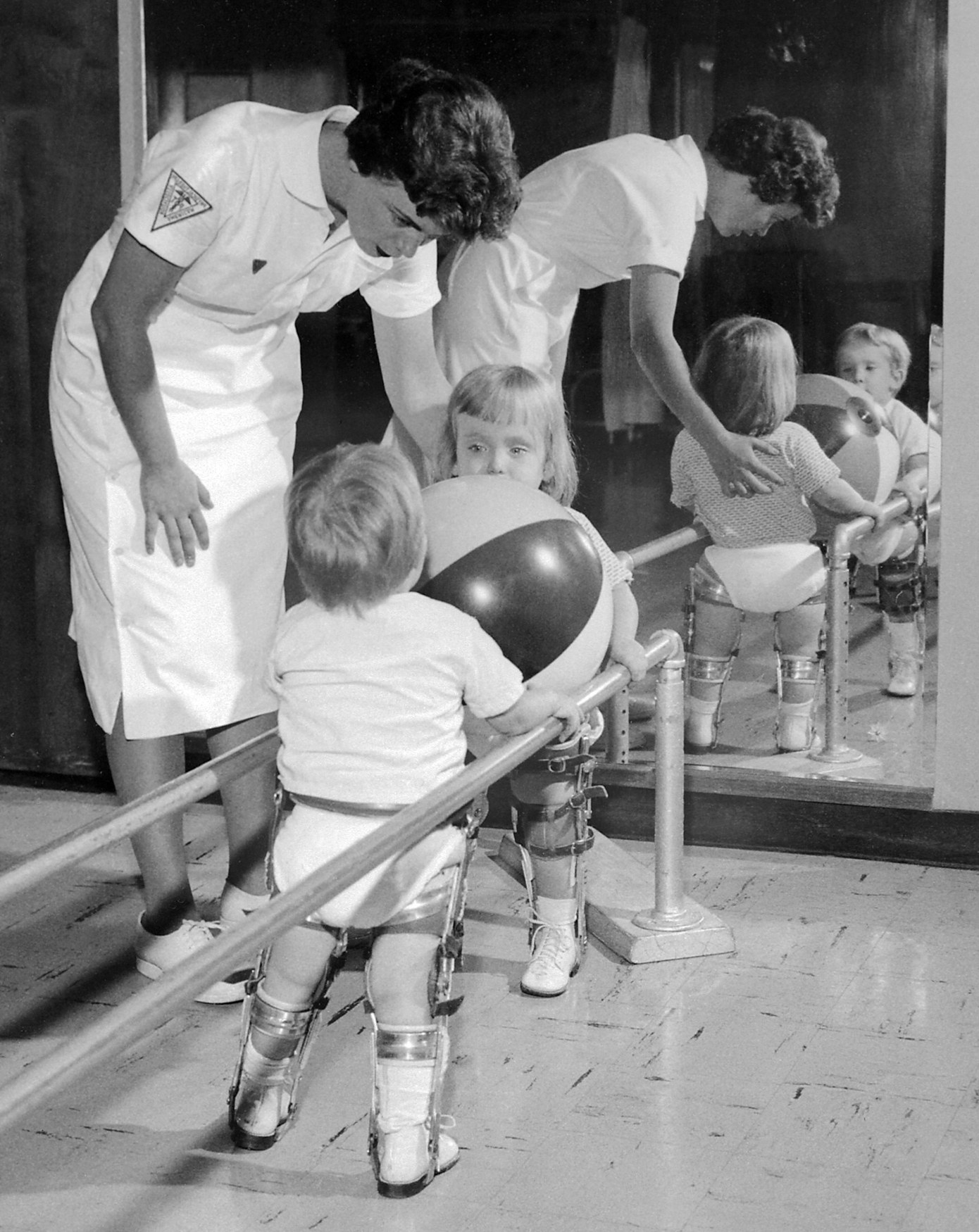 polio photos