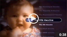 Video: Hib Vaccine - Vaccines and Your Baby
