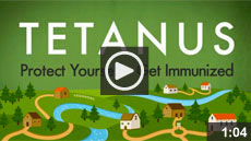 Video: Tetanus