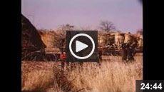 Video: Reconnaissance for Yellow Fever in the Nuba Mountains, Southern Sudan, 1954