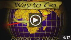 Video: Way to Go - Passport to Health